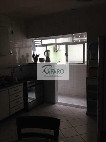 Apartamento, código 63 em Santos, bairro Gonzaga