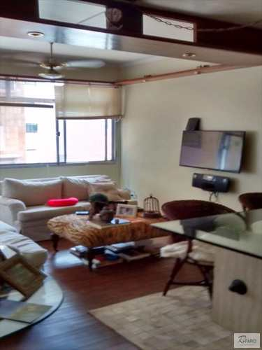 Apartamento, código 59 em Santos, bairro Boqueirão