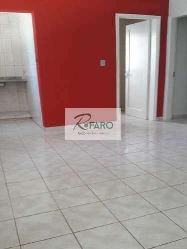 Apartamento, código 54 em Santos, bairro José Menino