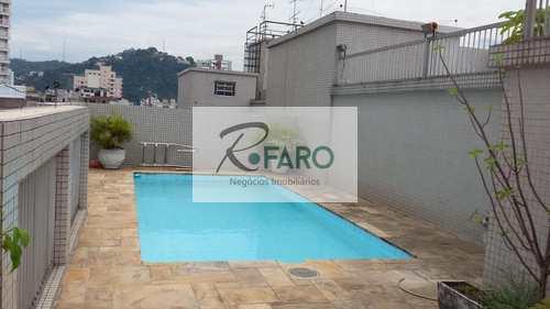 Cobertura, código 85 em Santos, bairro Gonzaga