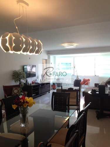 Apartamento, código 88 em Santos, bairro Gonzaga
