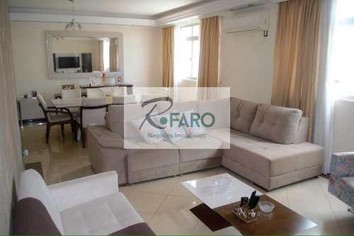 Apartamento, código 97 em Santos, bairro Embaré