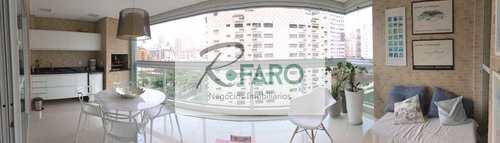 Apartamento, código 104 em Santos, bairro Gonzaga