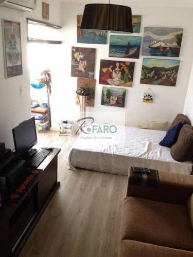 Apartamento, código 106 em Santos, bairro Ponta da Praia