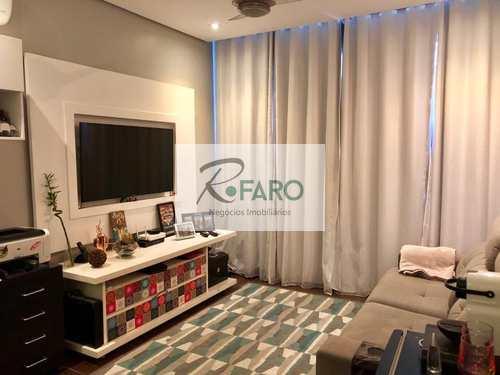Apartamento, código 112 em Santos, bairro Aparecida