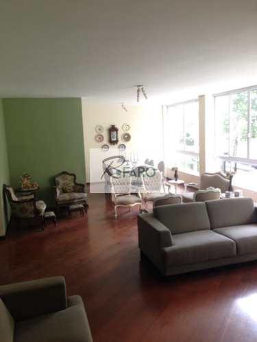 Apartamento, código 117 em Santos, bairro Boqueirão