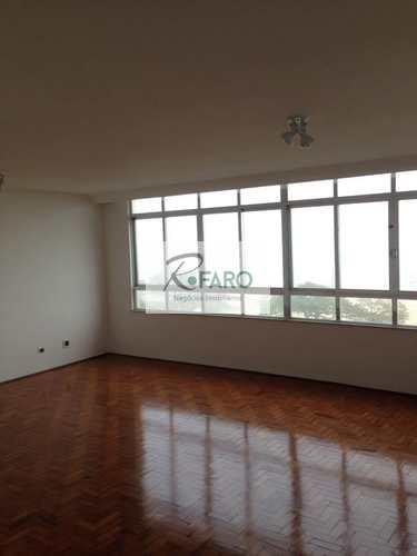 Apartamento, código 132 em Santos, bairro José Menino