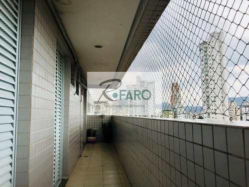 Apartamento, código 135 em Santos, bairro Gonzaga