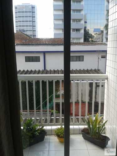 Apartamento, código 136 em Santos, bairro Vila Mathias