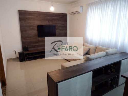 Casa de Condomínio, código 137 em Santos, bairro Vila Mathias