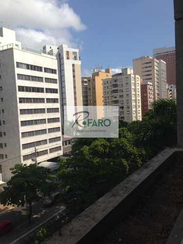 Apartamento, código 144 em Santos, bairro Gonzaga