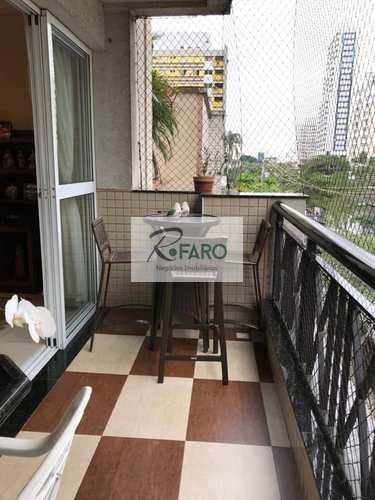 Apartamento, código 145 em Santos, bairro Boqueirão