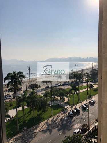 Apartamento, código 147 em Santos, bairro Ponta da Praia
