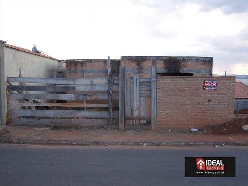 Casa, código 448 em Alfenas, bairro Residencial Oliveira