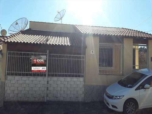 Casa, código 434 em Alfenas, bairro Residencial Oliveira