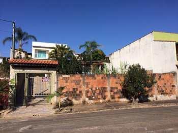 Casa, código 194 em Alfenas, bairro Jardim Aeroporto II
