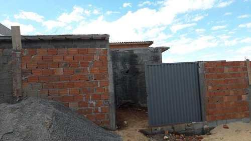 Casa, código 544 em Alfenas, bairro Jardim Eunice