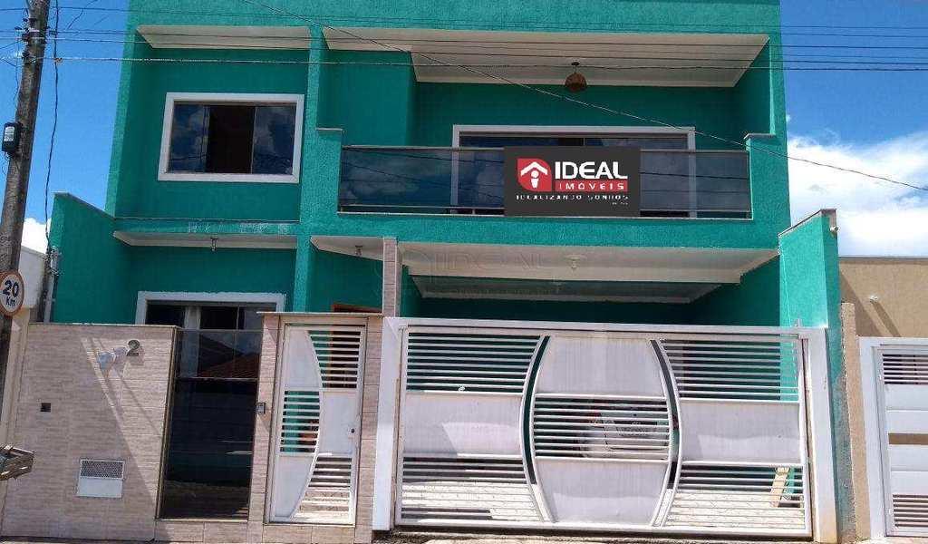 Casa em Alfenas, bairro Residencial Oliveira