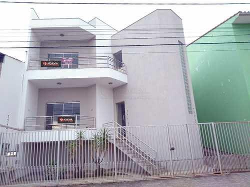 Apartamento, código 752 em Alfenas, bairro Jardim São Lucas