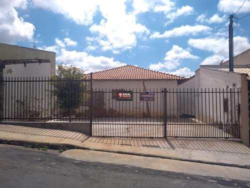 Casa, código 780 em Alfenas, bairro Centro