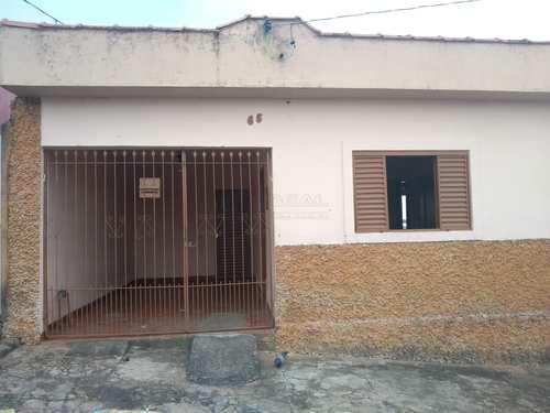 Casa, código 808 em Alfenas, bairro Vila Santa Luzia