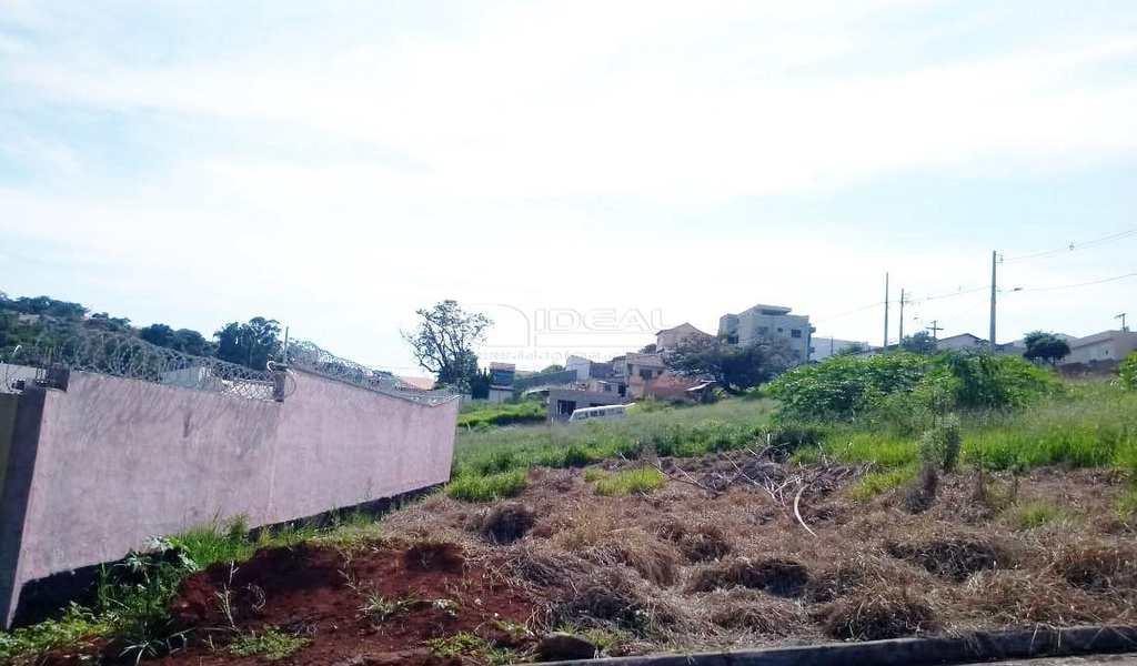 Terreno em Alfenas, bairro Alda Caetani