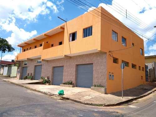 Kitnet, código 933 em Alfenas, bairro Jardim Primavera