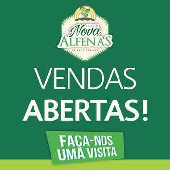 Loteamento em Alfenas, bairro Nova Alfenas