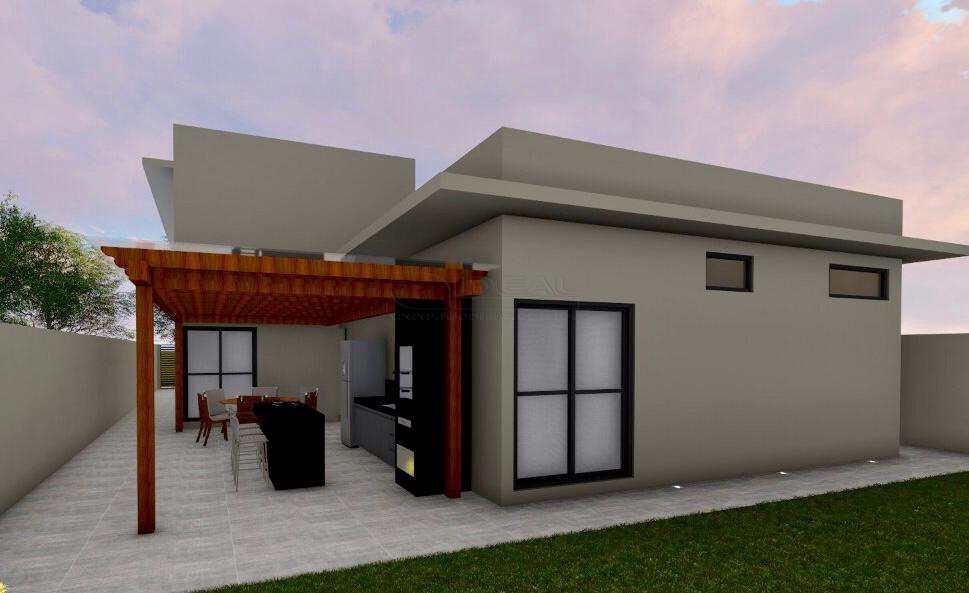 Casa de Condomínio em Alfenas, no bairro Residencial Floresta