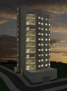 Apartamento, código 1315 em Alfenas, bairro Centro