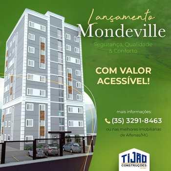 Apartamento, código 1322 em Alfenas, bairro Chapada