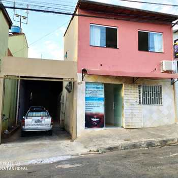 Salão em Alfenas, bairro Residencial Morada do Sol
