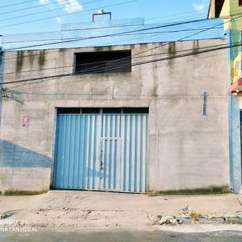 Galpão em Alfenas, bairro Residencial Morada do Sol