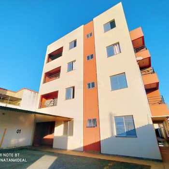 Apartamento em Alfenas, bairro Residencial Oliveira