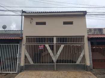 Casa, código 1659 em Alfenas, bairro Vila Teixeira