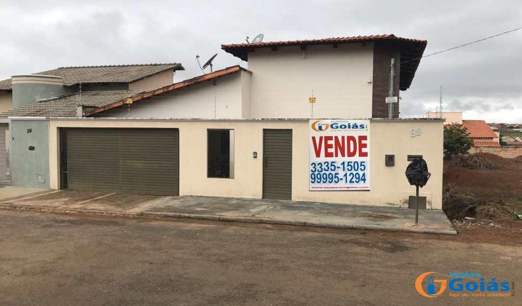 Casa em Vianópolis, bairro Jardim Europa
