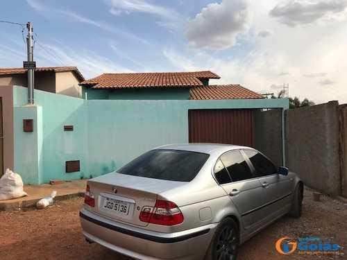 Casa, código 8864 em Silvânia, bairro Pedrinhas