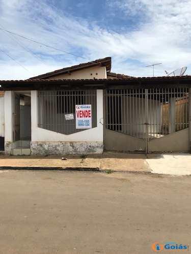 Casa, código 8881 em Vianópolis, bairro Setor Central