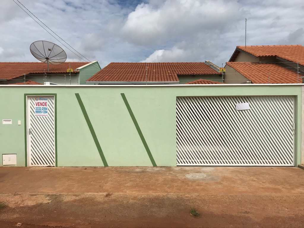 Casa em Silvânia, no bairro Anhanguera