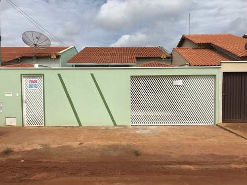 Casa, código 8883 em Silvânia, bairro Anhanguera