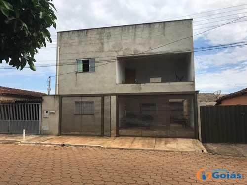 Sobrado, código 8944 em Vianópolis, bairro Setor Central