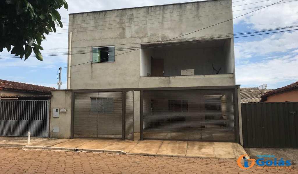 Sobrado em Vianópolis, bairro Setor Central