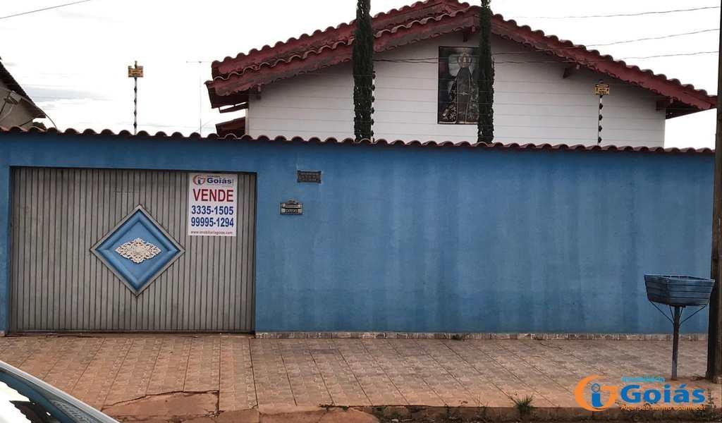 Casa em Anápolis, bairro Nova Vila Jaiara