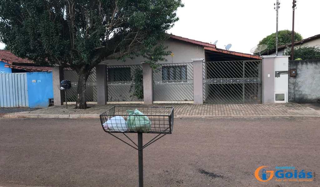 Casa em Vianópolis, bairro Santos Dumont