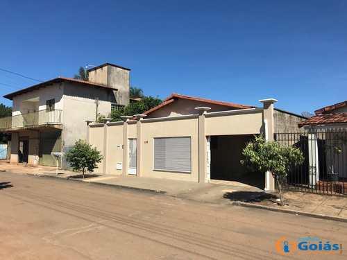 Casa, código 8954 em Vianópolis, bairro Setor Central