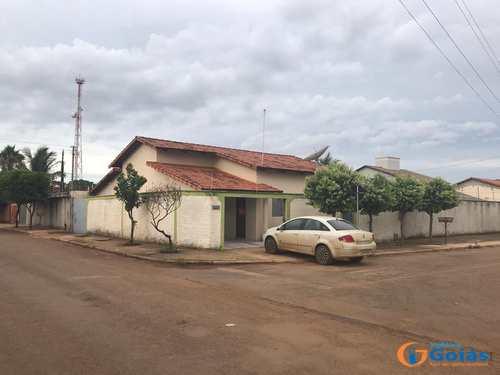 Casa, código 8972 em Vianópolis, bairro Santos Dumont