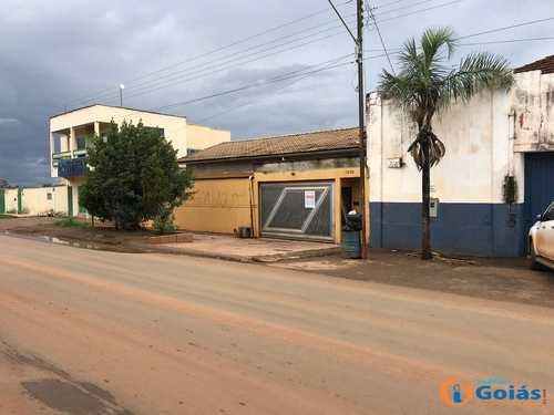 Casa, código 8973 em Vianópolis, bairro Setor Central