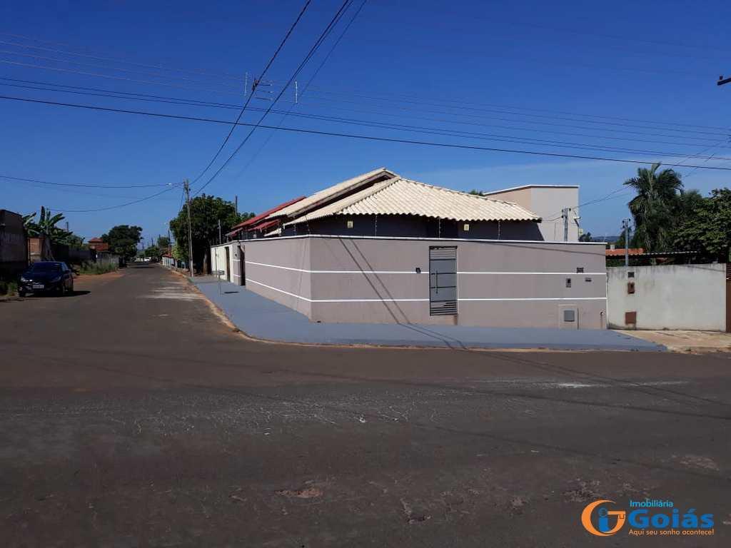 Casa em Pontalina, no bairro Setor Central