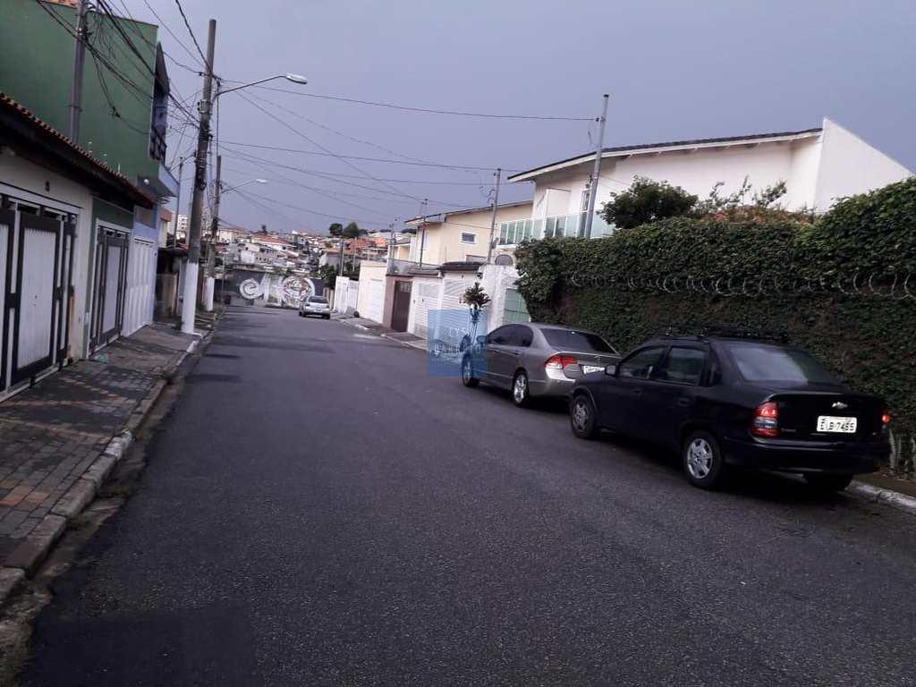 Sobrado em São Paulo, no bairro Jardim Santa Cruz (Campo Grande)