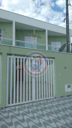 Sobrado, código 1424-CB em Mongaguá, bairro Balneário Santa Eugênia